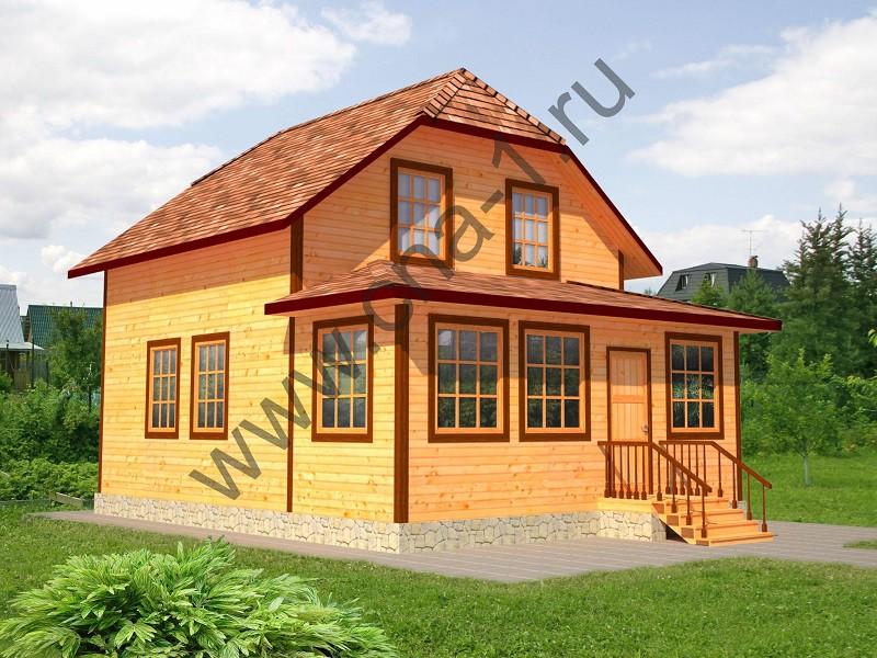 Дачные дома от цна