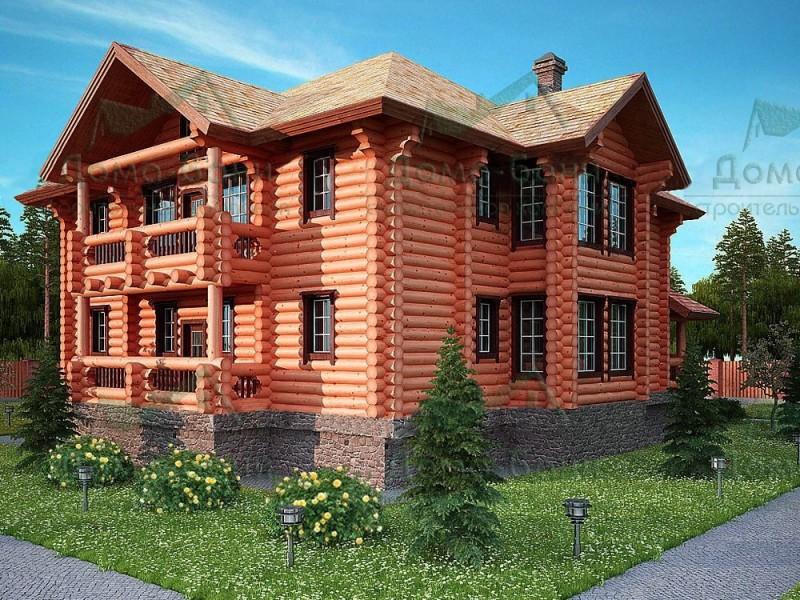 Проекты домов из бруса пошаговая инструкция
